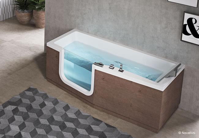 Instapbad met deur het bad met deurtje prijs tips advies